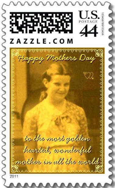 CUSTOM POSTAGE STAMP DESIGNS by Friendly Stamps