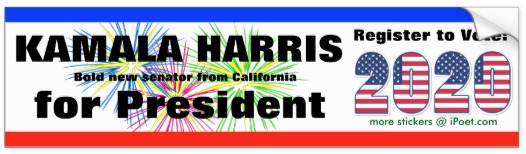 Kamala Harris for President 2020