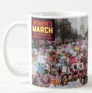 Another Women's March on Washington mug