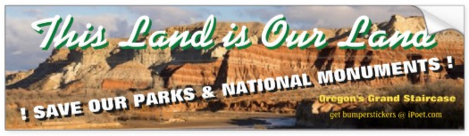 THIS LAND IS OUR LAND - US NATIONAL PARKS AND MONUMENTS