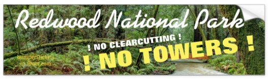STOP THE ENCROACHMENT OF REDWOOD NATIONAL PARK